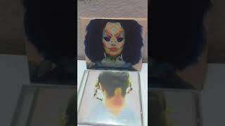 Bjork - Utopia + Blissing Me (CD single) UNBOXING