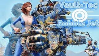 Fallout 4 - Vault-Tec Special - BOBBLE JET MOD