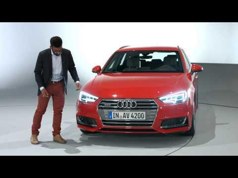 Exclusive Preview: 2016 Audi A4 & A4 Avant