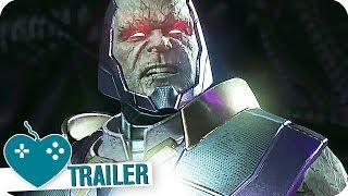INJUSTICE 2 Trailer Darkseid (2017) PS4, Xbox One Game