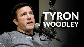 Tyron Woodley is the most misinterpreted fighter in the UFC...