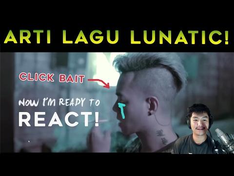 ARTI LAGU Weird Genius - LUNATIC (ft. Letty) Official Lyrics Video    STEVEN REACT