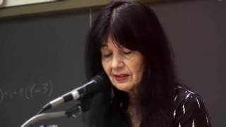Reading by Joy Harjo - September 15, 2016