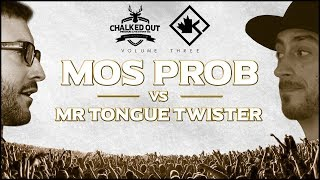 KOTD x CO - Mos Prob vs Mr. Tongue Twister  | #COVol3