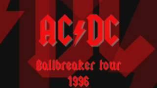 AC/DC - Boogie Man - Live [Glasgow 1996]