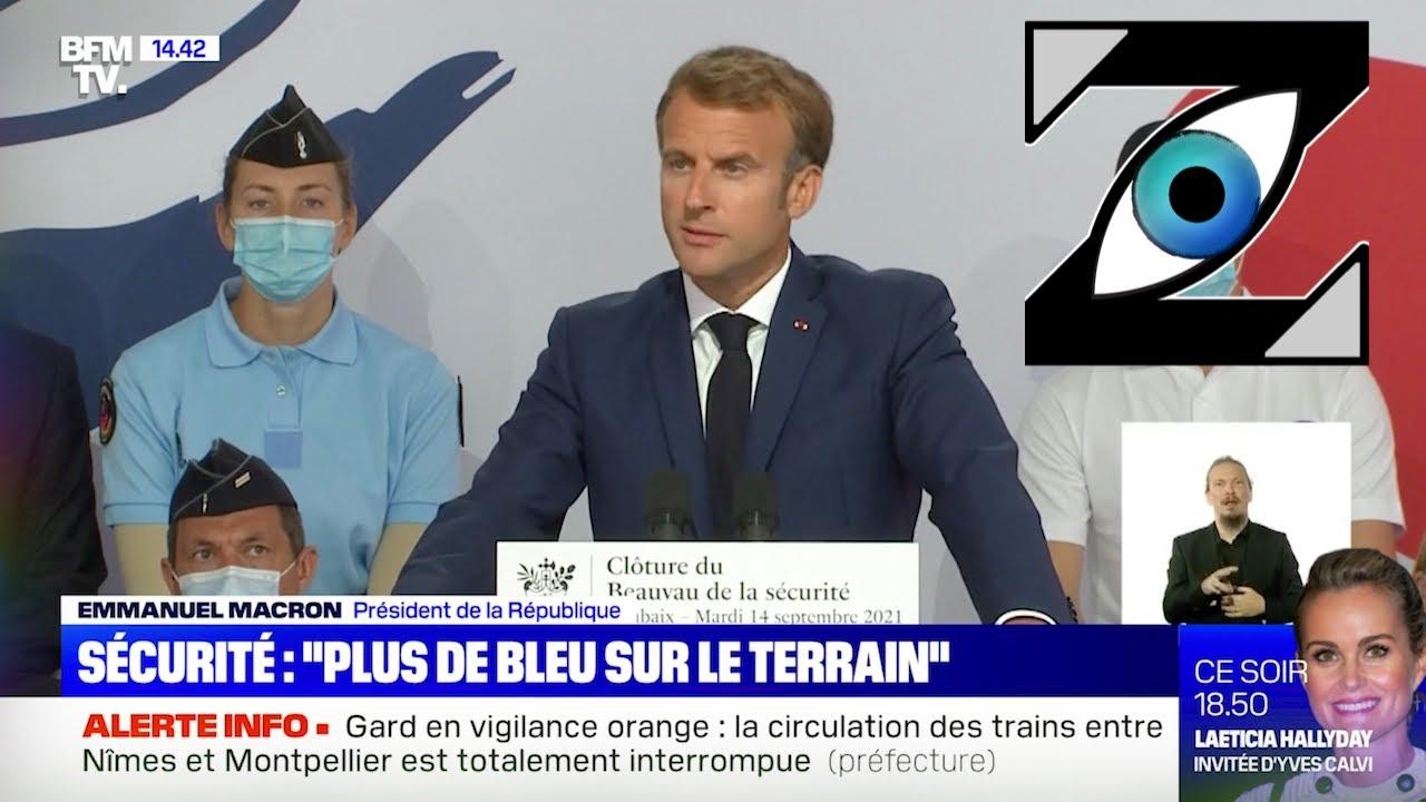 [Zap Actu] «Plus de bleus» les annonces de Macron, Les Ignobels, A. Benalla hué(15/09/21)