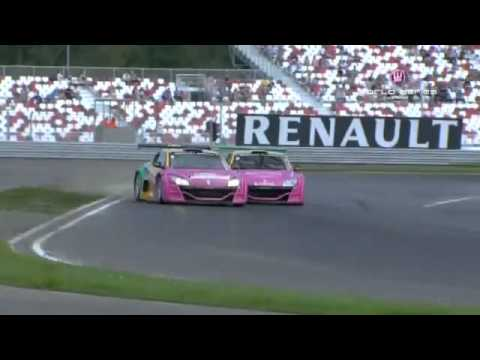 WSR 2012 - Moscow Raceway - Best of track