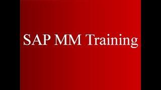 SAP MM Training - Message Determination (Video 38) | SAP MM Material Management