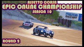 Assetto Corsa 10th ONLINE CHAMPIONSHIP - Round 2/5