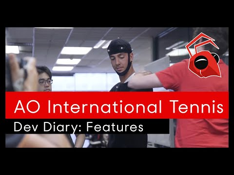 AO International Tennis Developer Diary: Features thumbnail