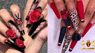 #28 Awesome Acrylic Nail Designs ✨💅 The Best Acrylic Nail Art Designs Compilation