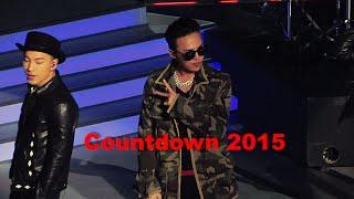 Big Bang 2015 live concert countdown Fantasic Baby