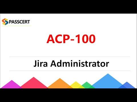 Atlassian ACP-100 Jira Administrator Dumps - YouTube