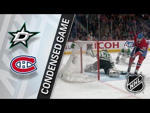 03/13/18 Condensed Game: Stars @ Canadiens