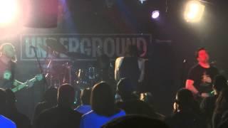 40 Below Summer Jonesin Live @ The Underground Sandusky OH 04-06-2013