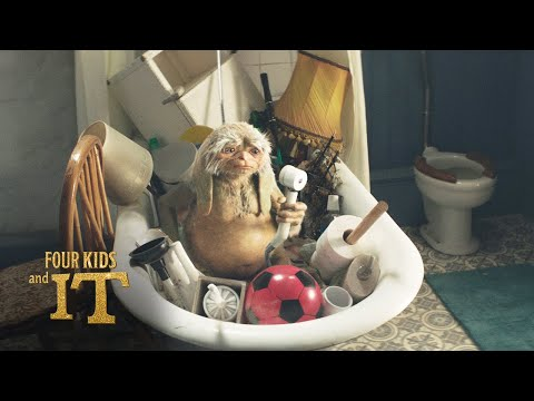 Four Kids and It Movie Trailer