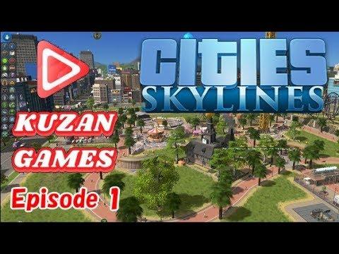 理想の都市をとことん追求する街づくりゲーム【cities skylines】#1