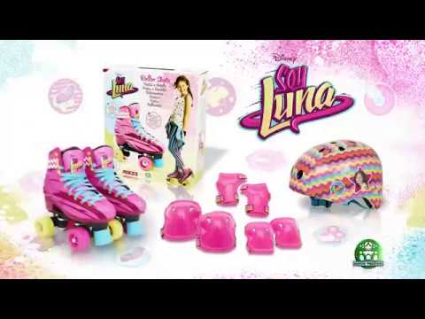 Disney Soy Luna Roller Skates