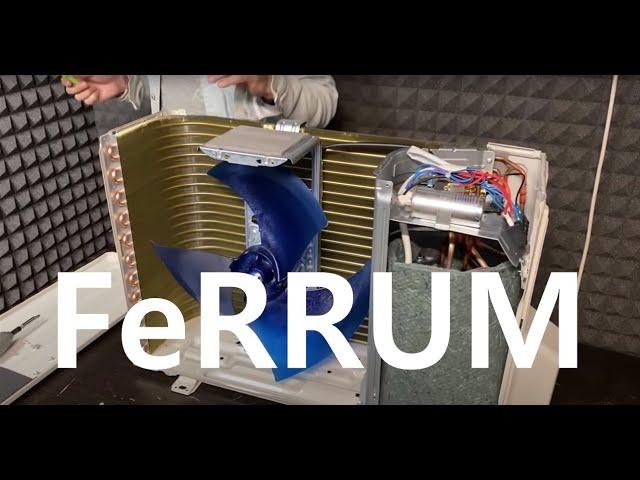 Обзор недорого кондиционера Феррум