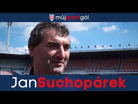Jan Suchopárek: Nejkrásnější gól? Od pozadí do šib