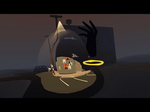 The Under Presents - Trailer [VR, Oculus Quest]