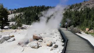 Lassen Volcanic National Park, Bumpass Hell, California