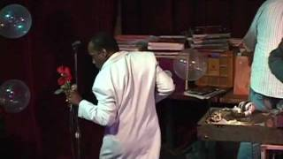 "Melvin Cole Sings Al Green ""Sha La La Make Me Happy"" - Live in San Francisco"