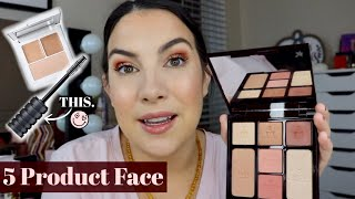 *ONLY 5* NEW MAKEUP PRODUCTS... For a Full Face by Beauty Broadcast
