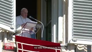 Papa: dar a César o que é de César, mas é preciso afirmar a primazia de Deus na vida e na história