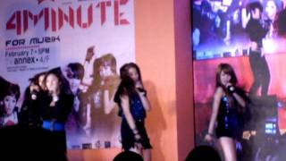 Hot Issue remix- 4minute SMNE (phtour) 020710
