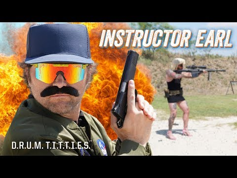 World's Greatest Instructor - EVER - Instructor Earl - MBest11x