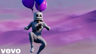Marshmello FLY   Fortnite Music Video Parody
