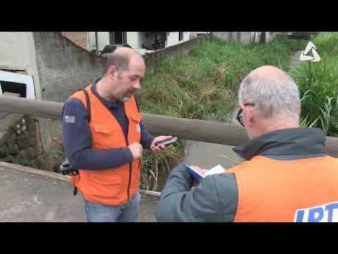 Mapeamento de áreas de risco em Atibaia   Atibaia TV   11 de janeiro