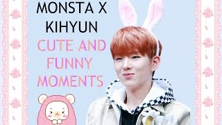 MONSTA X Kihyun cute and funny moments