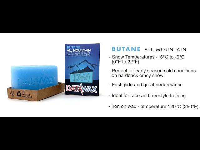 Butane All Mountain Wax
