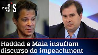 Oposição força narrativa sobre impeachment de Bolsonaro