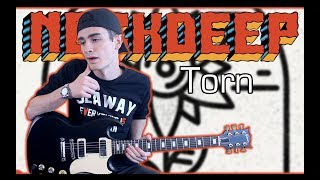 Neck Deep   Torn (Guitar & Bass Cover W Tabs)