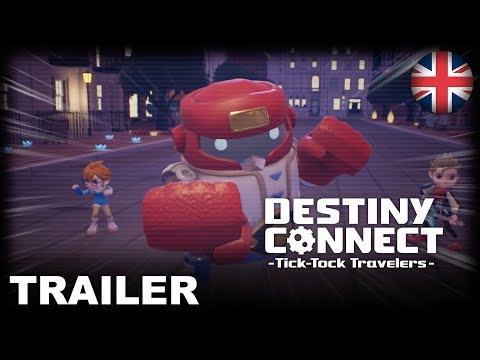 Destiny Connect : PV3 Gameplay
