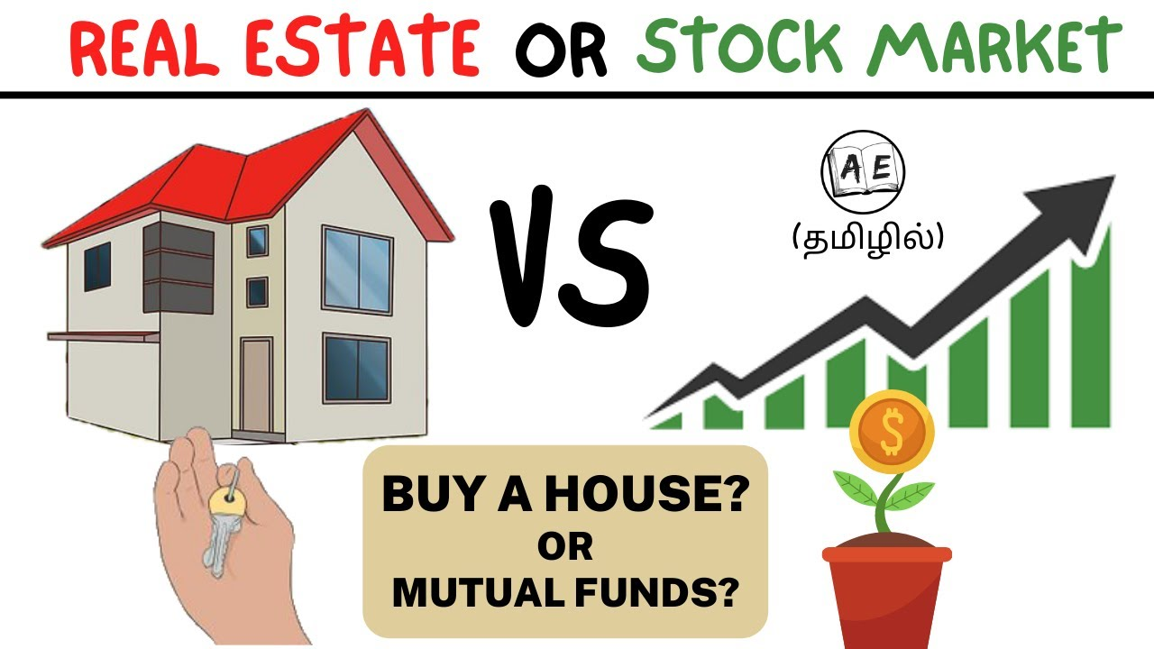 PROPERTY VS STOCK EXCHANGE (TAMIL)|FINANCING FRIDAY EPISODE 37|practically whatever