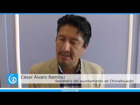 Secretario del Ayuntamiento de Chimalhuacán habla sobre desarrollo económico del municipio