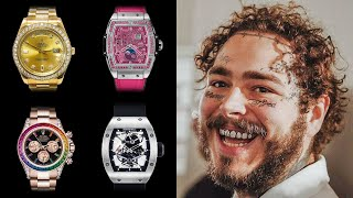 Post Malone Watch Collection – Rated from 1 to 10!