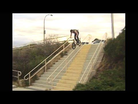 BMX STREET - Calvin Kosovich VX1000 Footage 2014
