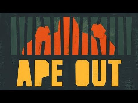 Ape Out : Bande-annonce pour la nouvelle date de sortie