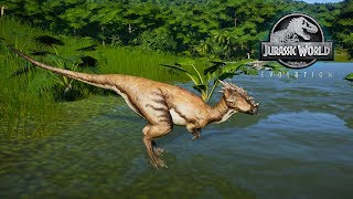 MEU NOVO BEBÊ | Jurassic World Evolution #7
