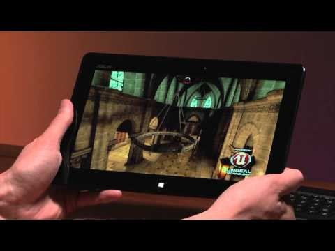 Microsoft Surface Will Look Kickass With Unreal Engine 3