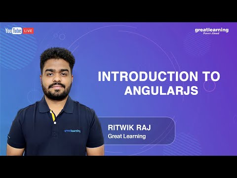 Introduction to AngularJS | AngularJS Tutorials for beginners | Great ...