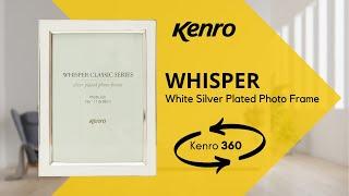 Whisper Classic White Single 360