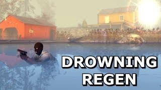 Health Regen from Drowning