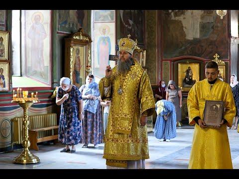 Митрополит Даниил: Молитва – это приглашение Бога в своё сердце