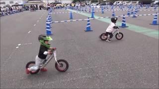 2018.06.17鈴鹿ランニングバイク大会イオンモール鈴鹿CUPRound42歳エキスパートクラスA決勝